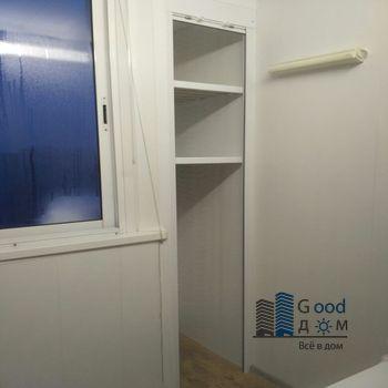 наполнение шкафа для балкона