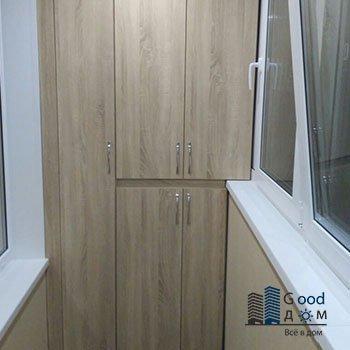 шкафчики на балкон
