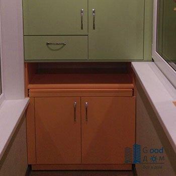 шкаф с ящичком