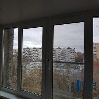 Теплые пластиковые окна Rehau