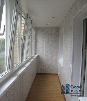 балкон мдф