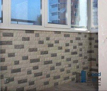 отделка стены плиткой
