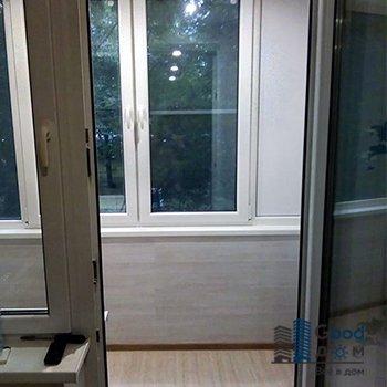 Остекление балкона 3 кв.м