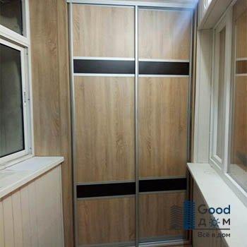 шкаф-купе для балкончика
