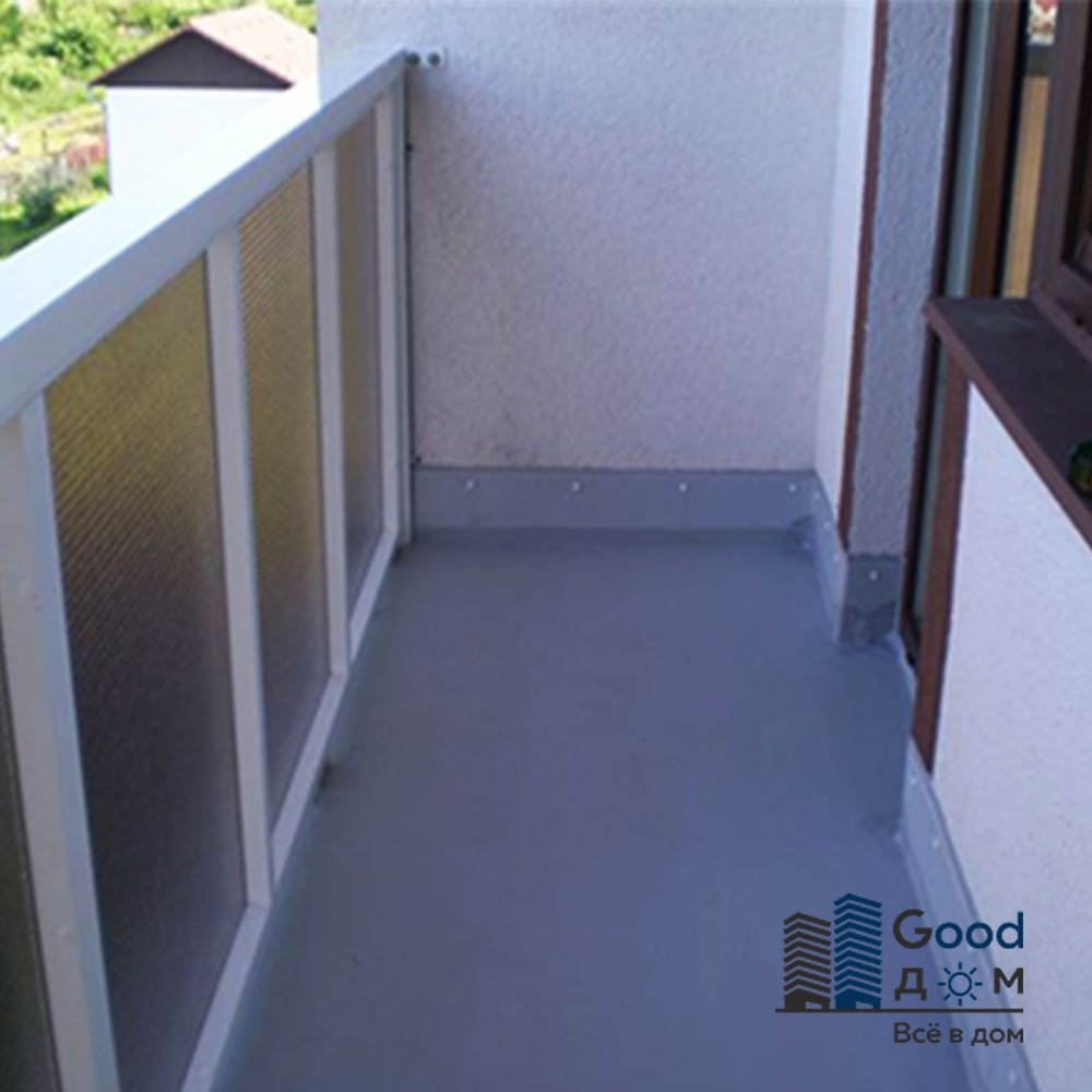 Ремонт гидроизоляции балконов абада ремонт балкона