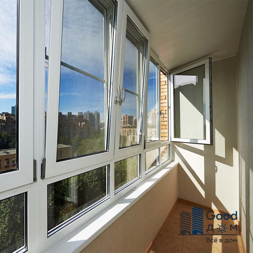 Ремонт ветхих балконов остекление балконов с завода