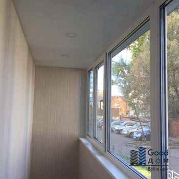 ПВХ панели для отделки балконов