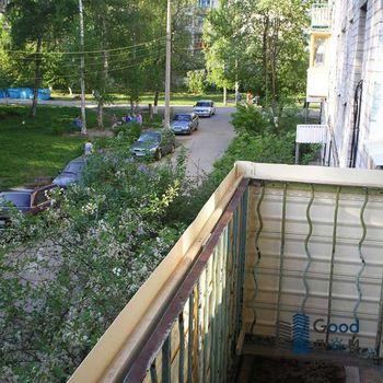 Балкон без остекления фото