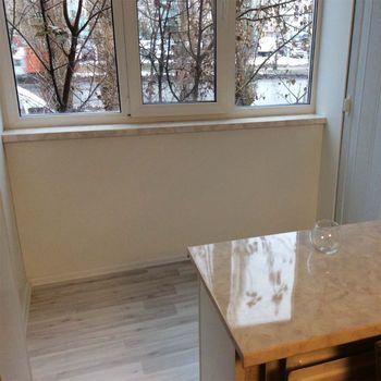 Комната с утепленным балконом