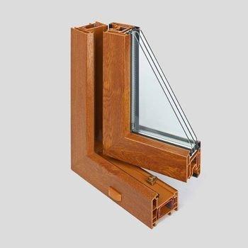 Пластиковые окна Delight-Design