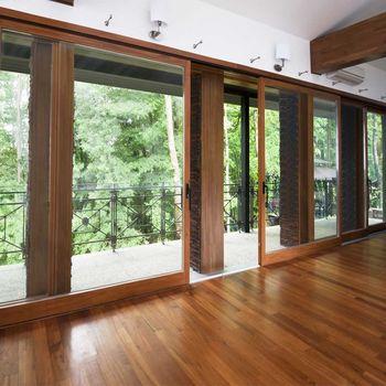 Раздвижные портальные окна