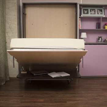 Откидная кровать со столом