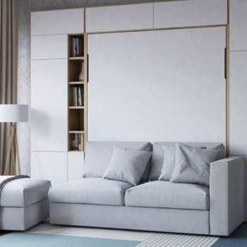 Откидная кровать с диваном