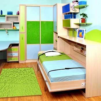 Откидная кровать в детскую