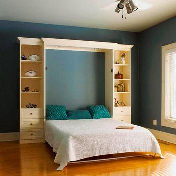 Шкаф-кровать с откидным механизмом
