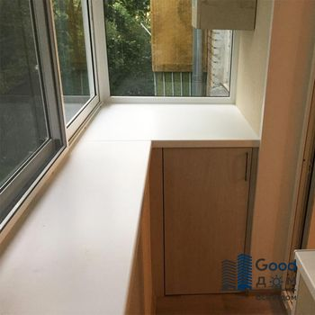 Обшивка балкона ПВХ