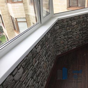 Обшив стен - ПВХ ламинированные панели
