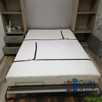 Откидная кровать со шкафом