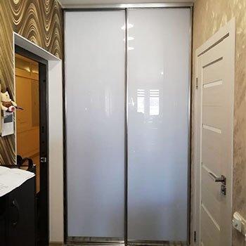 Двери-купе с декоративной пленкой