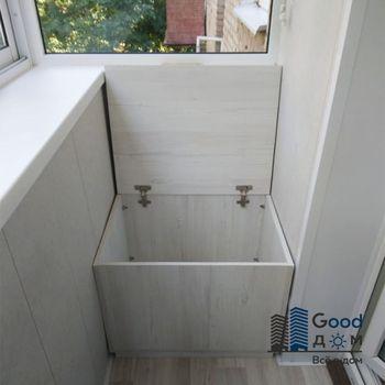 Диванчик для балкона-лоджии