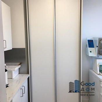 Встроенный шкафы-купе из ЛДСП