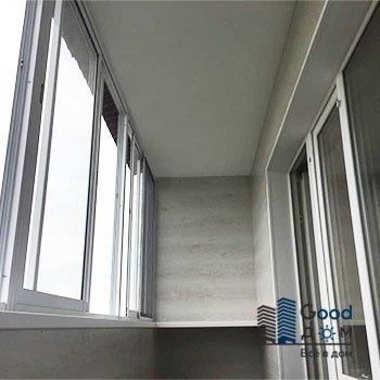 Потолок панель ПВХ ламинированная