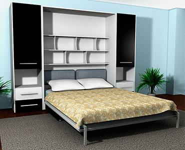 Откидная кровать