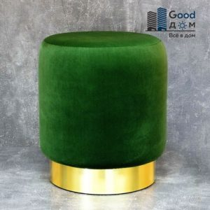 Пуфик Зеленый