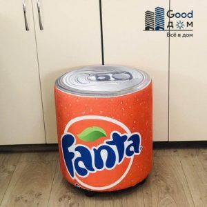 Пуфик цветной Fanta