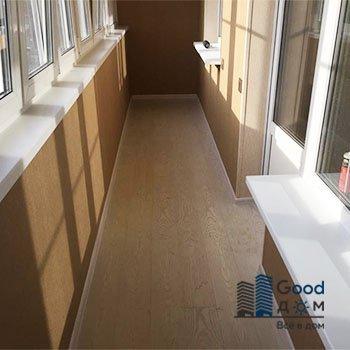 Обшивка стен панель ПВХ ламинированная