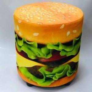 Пуфик цветной Бургер